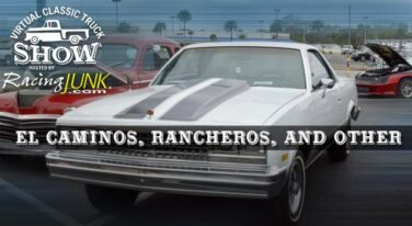 RacingJunk Virtual Classic Truck Show El Caminos, Rancheros, and Other