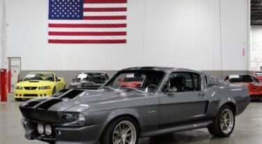 The Ford Mustang Through The Years