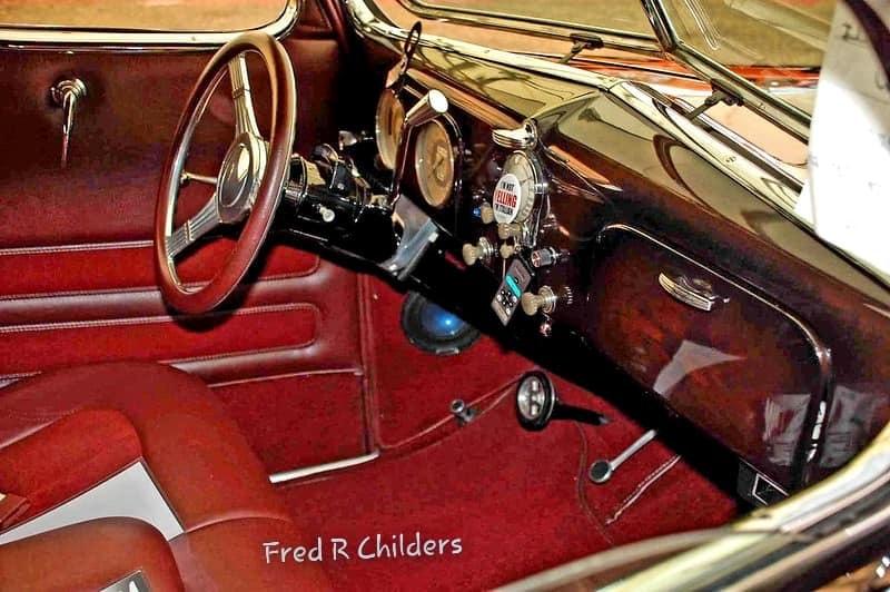 Larry Martienelli - San Francisco, CA - 1937 Ford Sedan Delivery