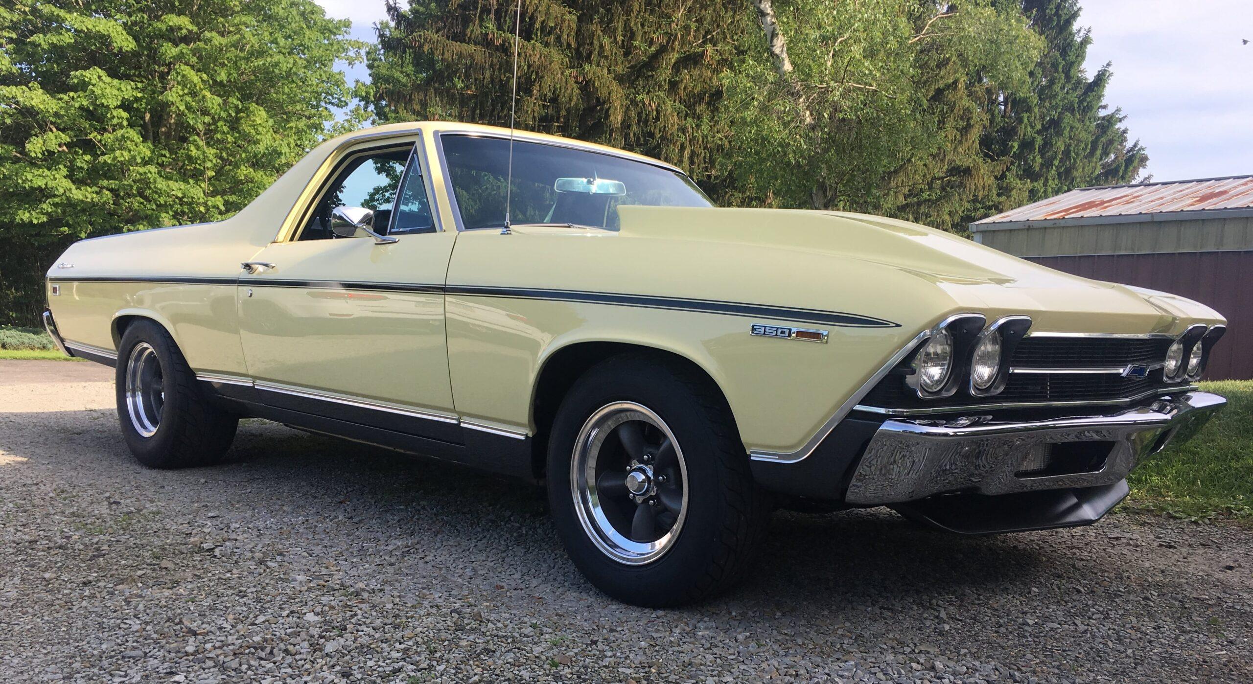 Adam Britz - Export, PA - 1969 - Chevrolet El Camino