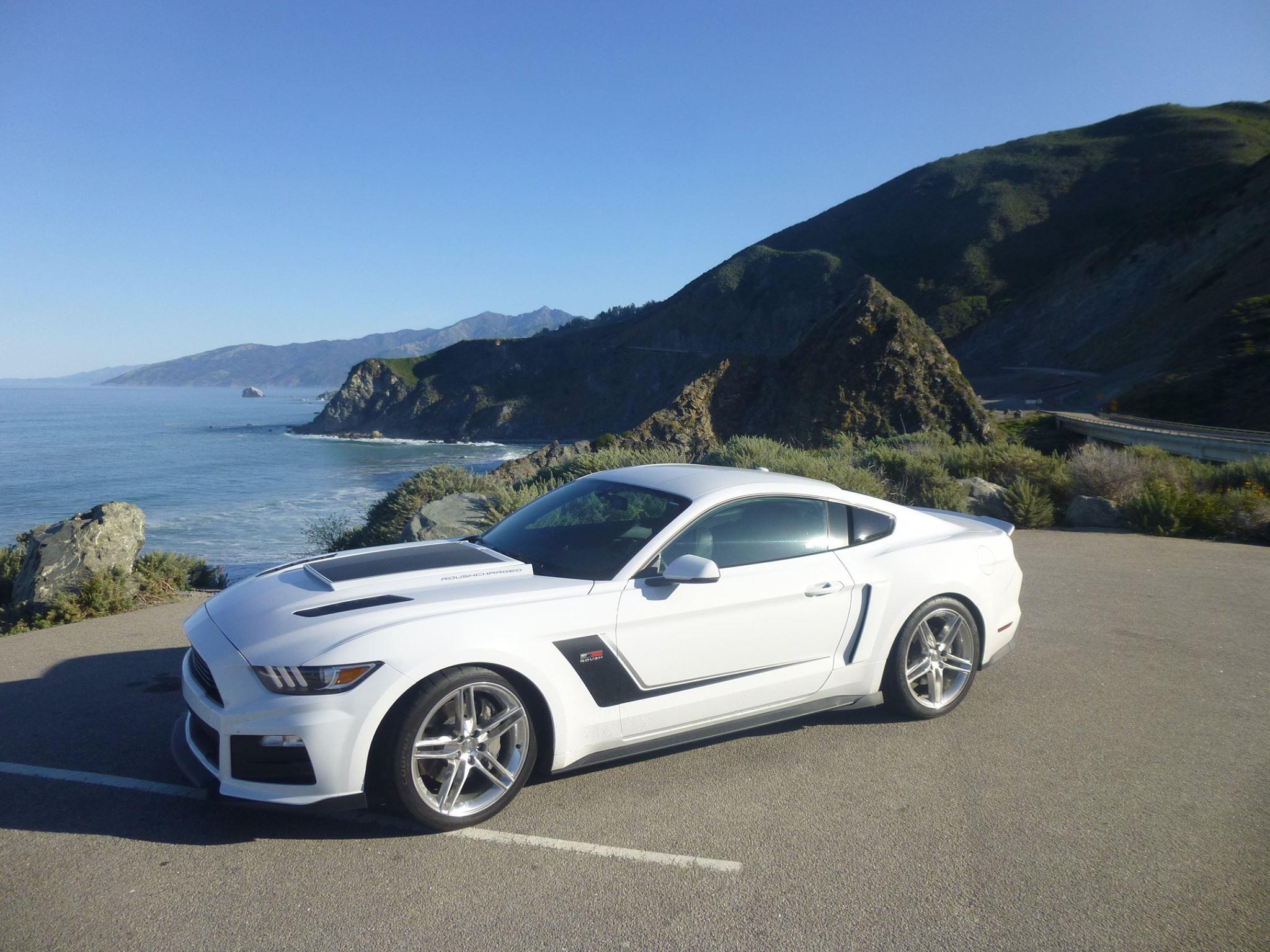 Alexander Fafinski - Middletown, RI - 2015 Roush RS3 Mustang