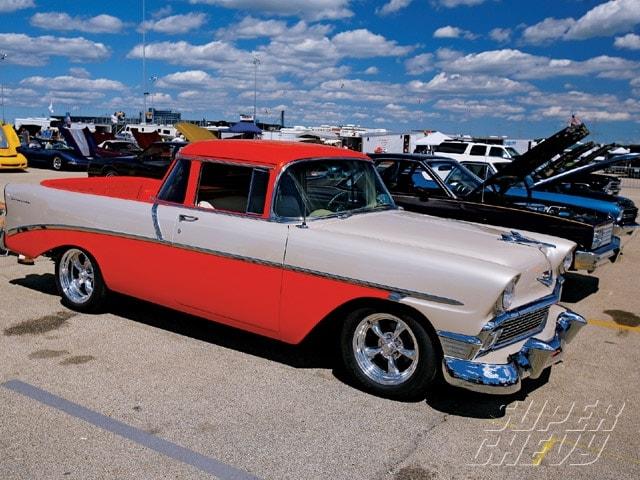 Bonnie Flondor - Homer Glen, IL - 1956 Chevrolet El Camino