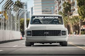Aldan American Chevrolet C-10 Shop Truck