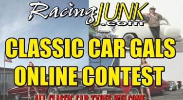 Classic Car Gals Contest Presents Week One of Voting