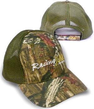 Camo RJ Trucker Hat