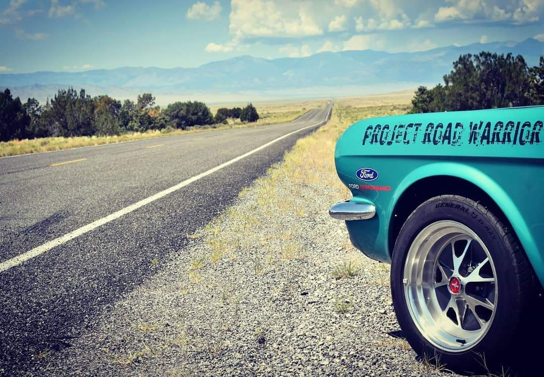 Courtney Barber - Charleston, SC - 1965 Ford Mustang