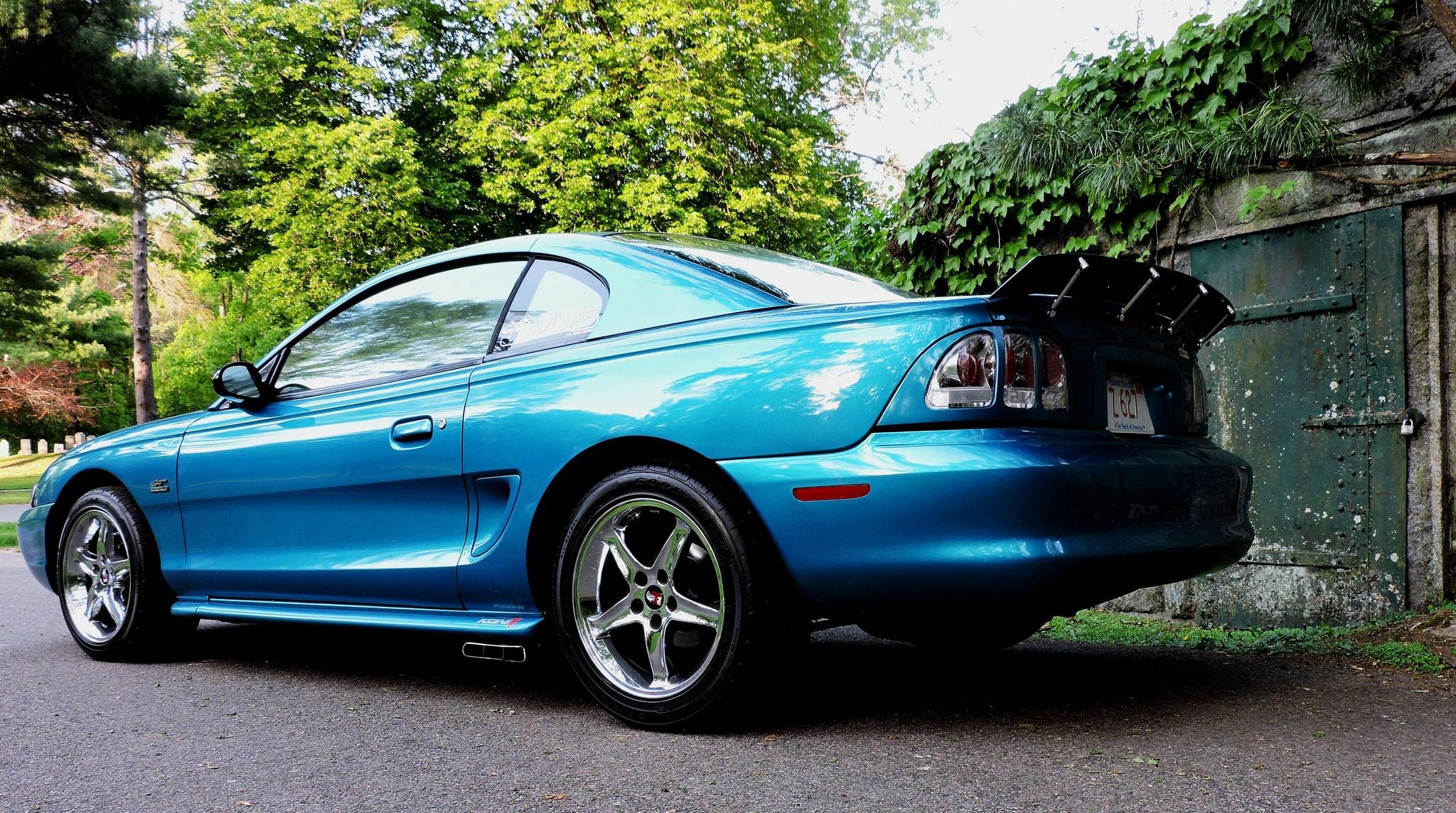 Doug Reinbold - No Attleboro, MA - 1994 Ford Mustang