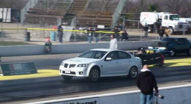 Car Features: Joe Morgan and his 2009 Pontiac G8 GXP