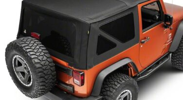 [VIDEO] The 3 Best Jeep Wrangler Replacement Soft Tops For Your JK 2-Door