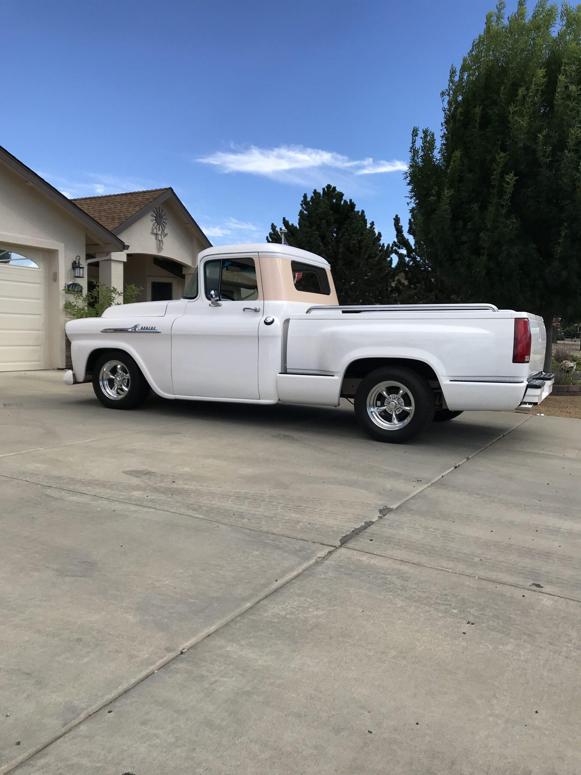 James Alexander - Prescott Valley, AZ - 1958 Chevrolet Apache