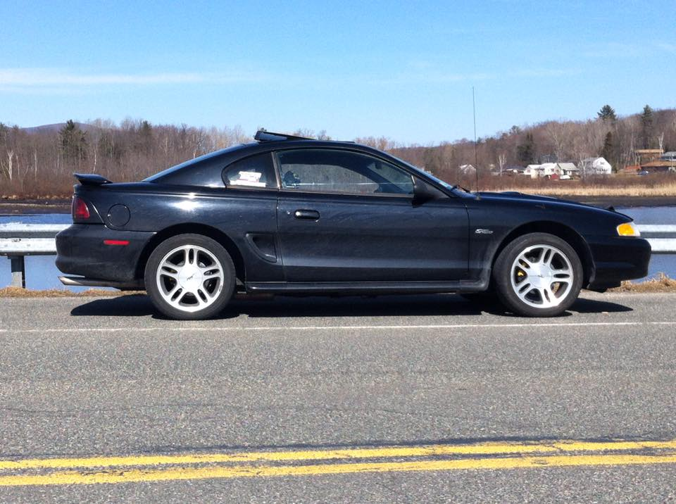 James Sweener - Pittsfield, MA - 1997 Ford Mustang GT