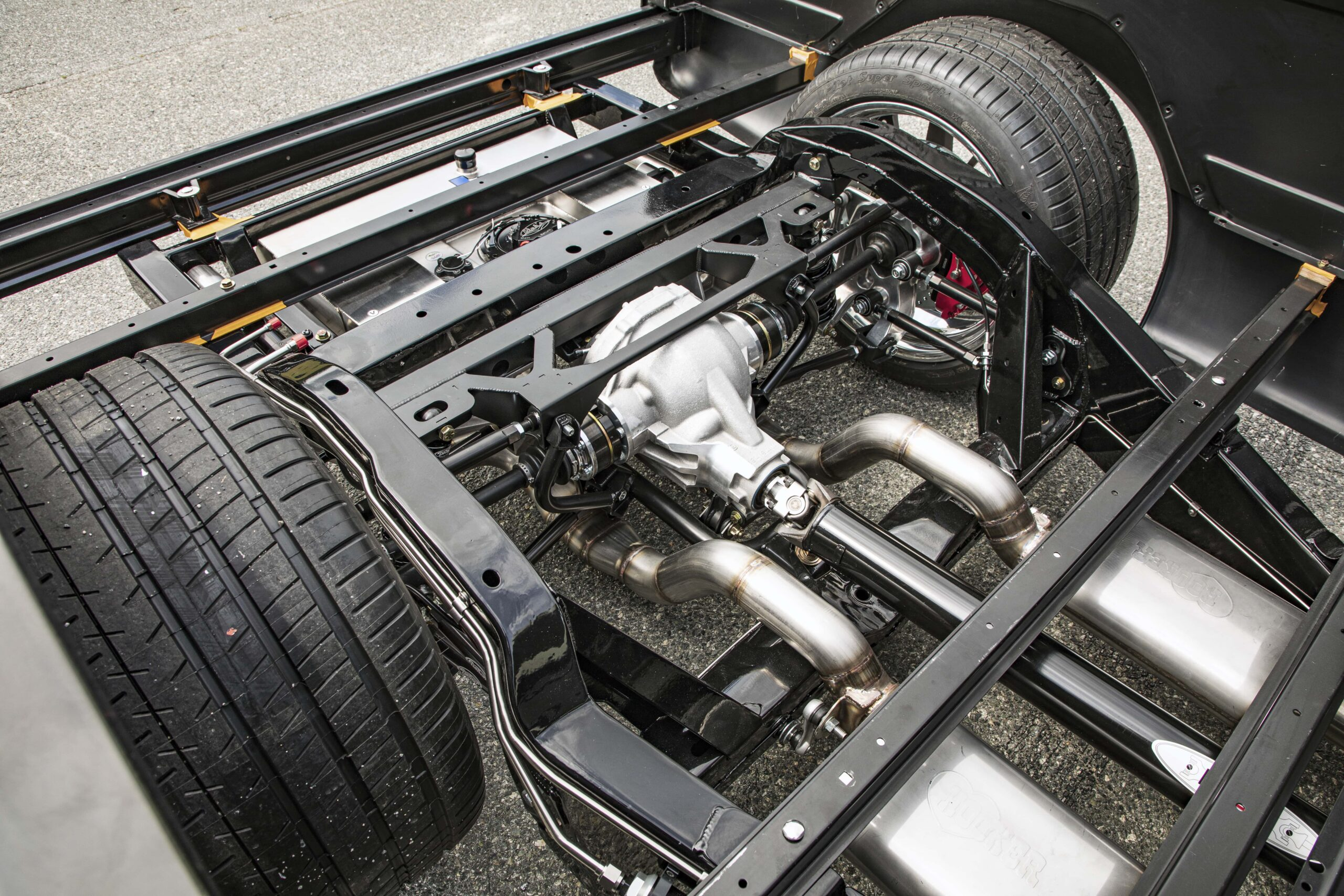 Detroit Speed 1967 Chevy C10 Build
