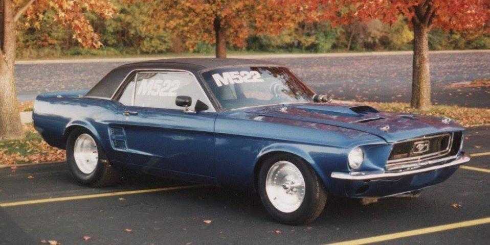 John Moody - Springfield, MO - 1967 Mustang Coupe