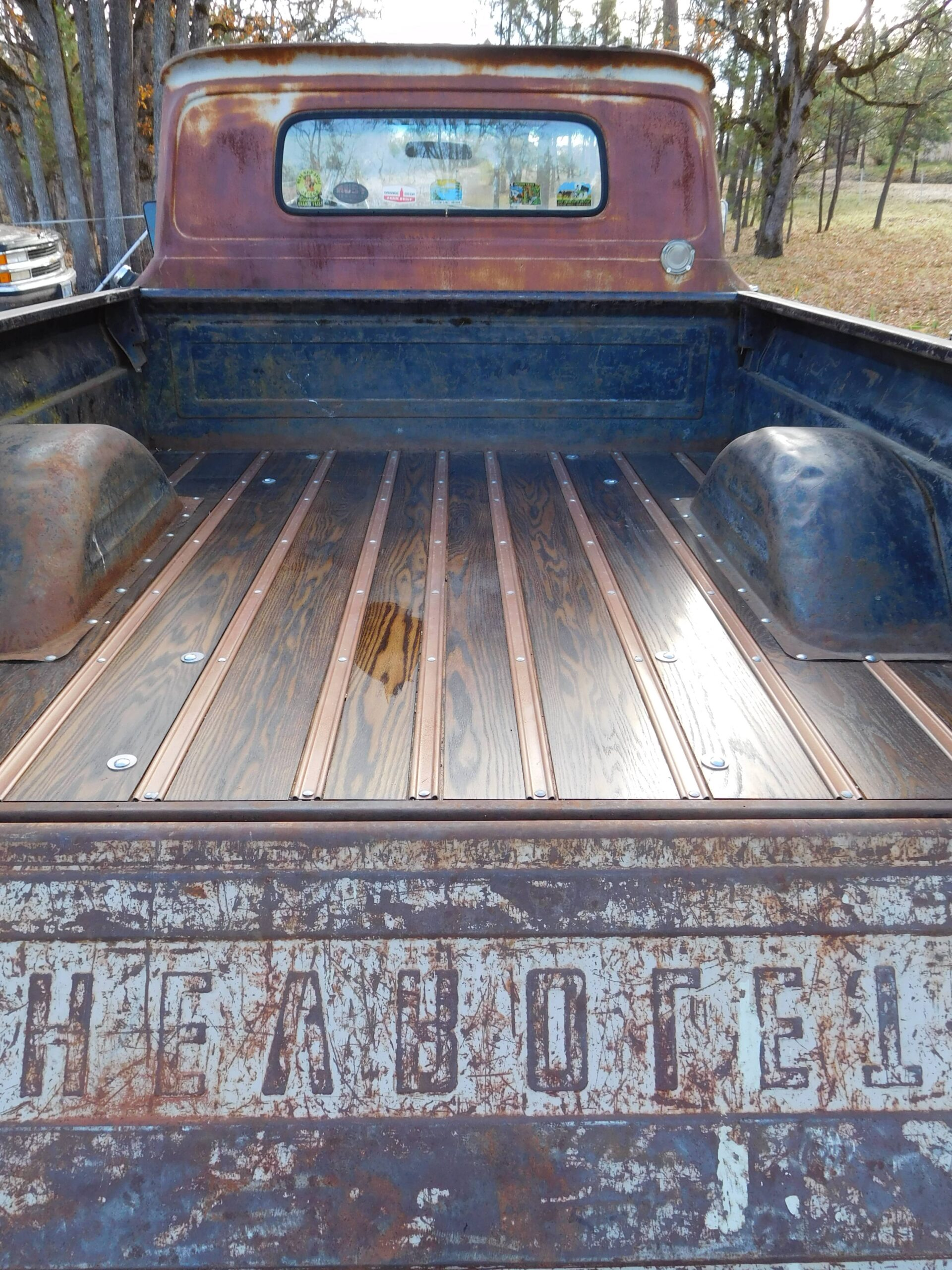 John Ruth - Eagle Point, OR - 1966 Chevy K10