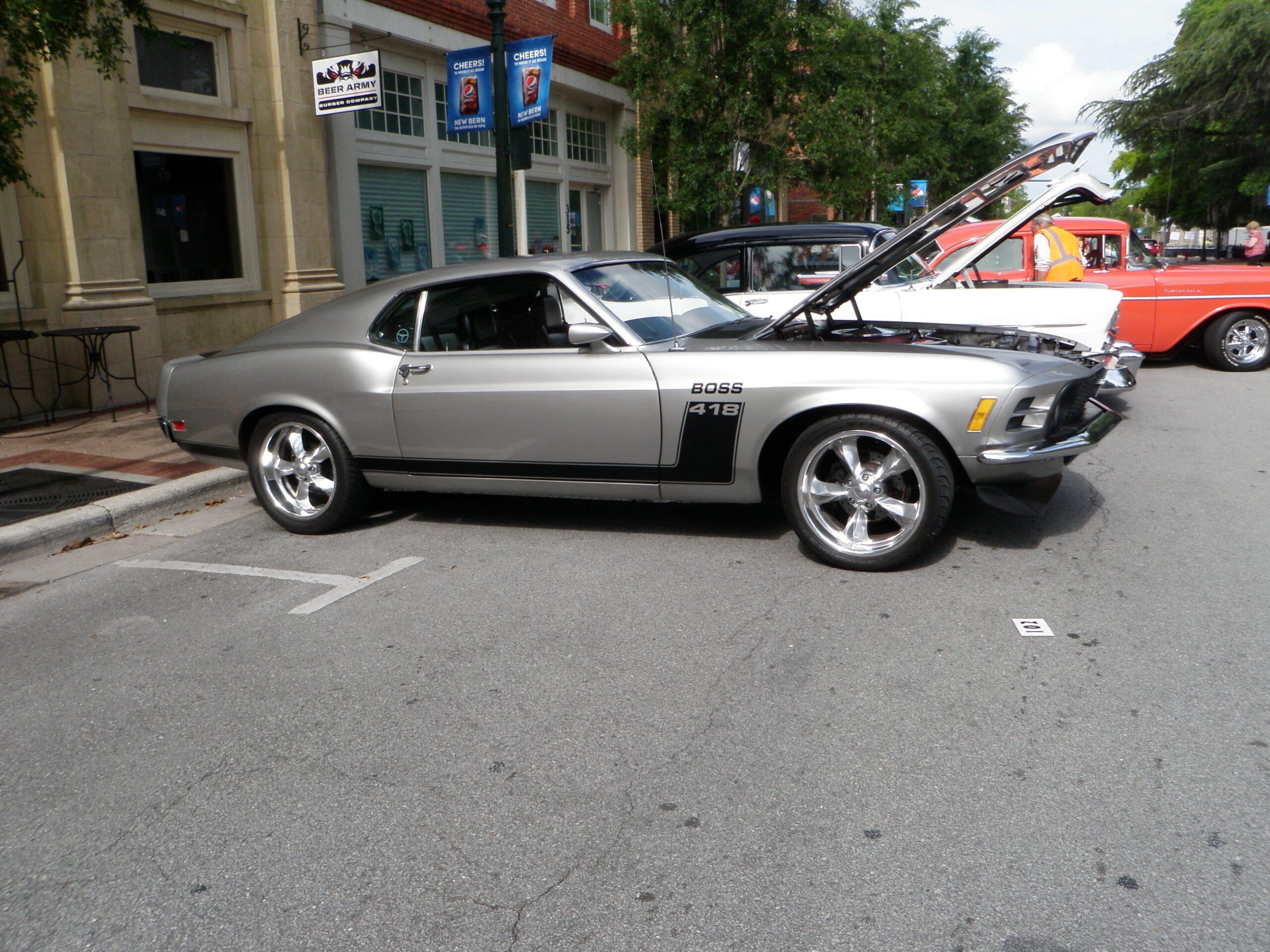 Jon Heytota - New Bern, NC - 1970 Ford Mustang