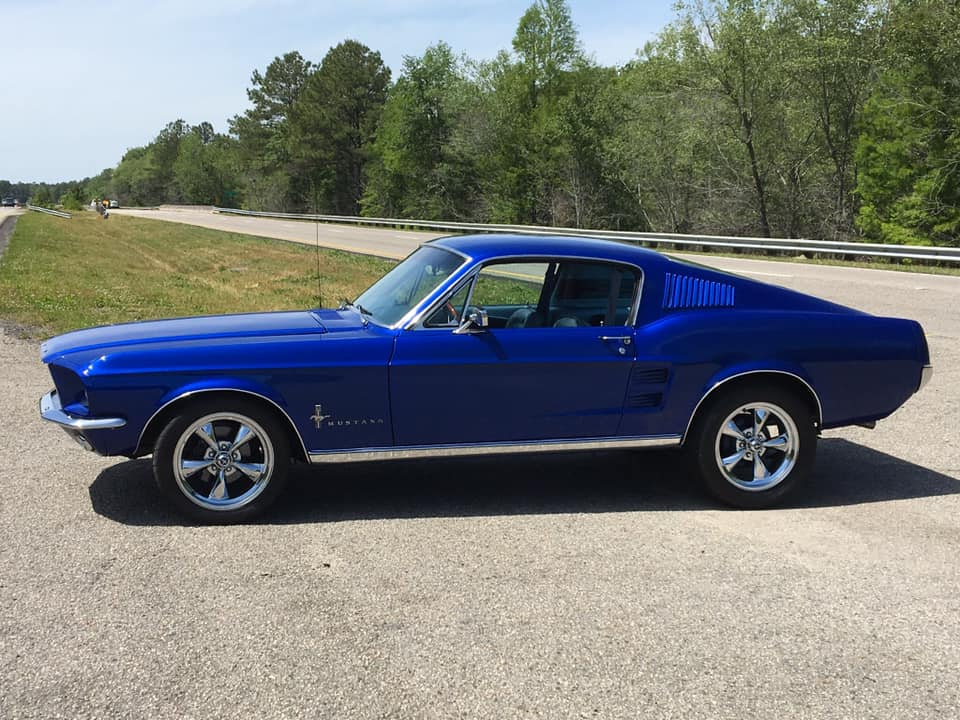 Joseph Wynosky - Little River, SC - 1967 Ford Mustang Fastback