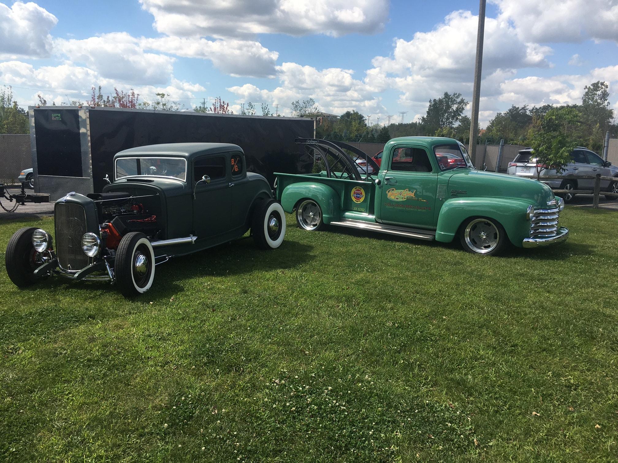 Kevin & Wendy Flondor - Mokena, IL - 1950 Chevrolet 3600