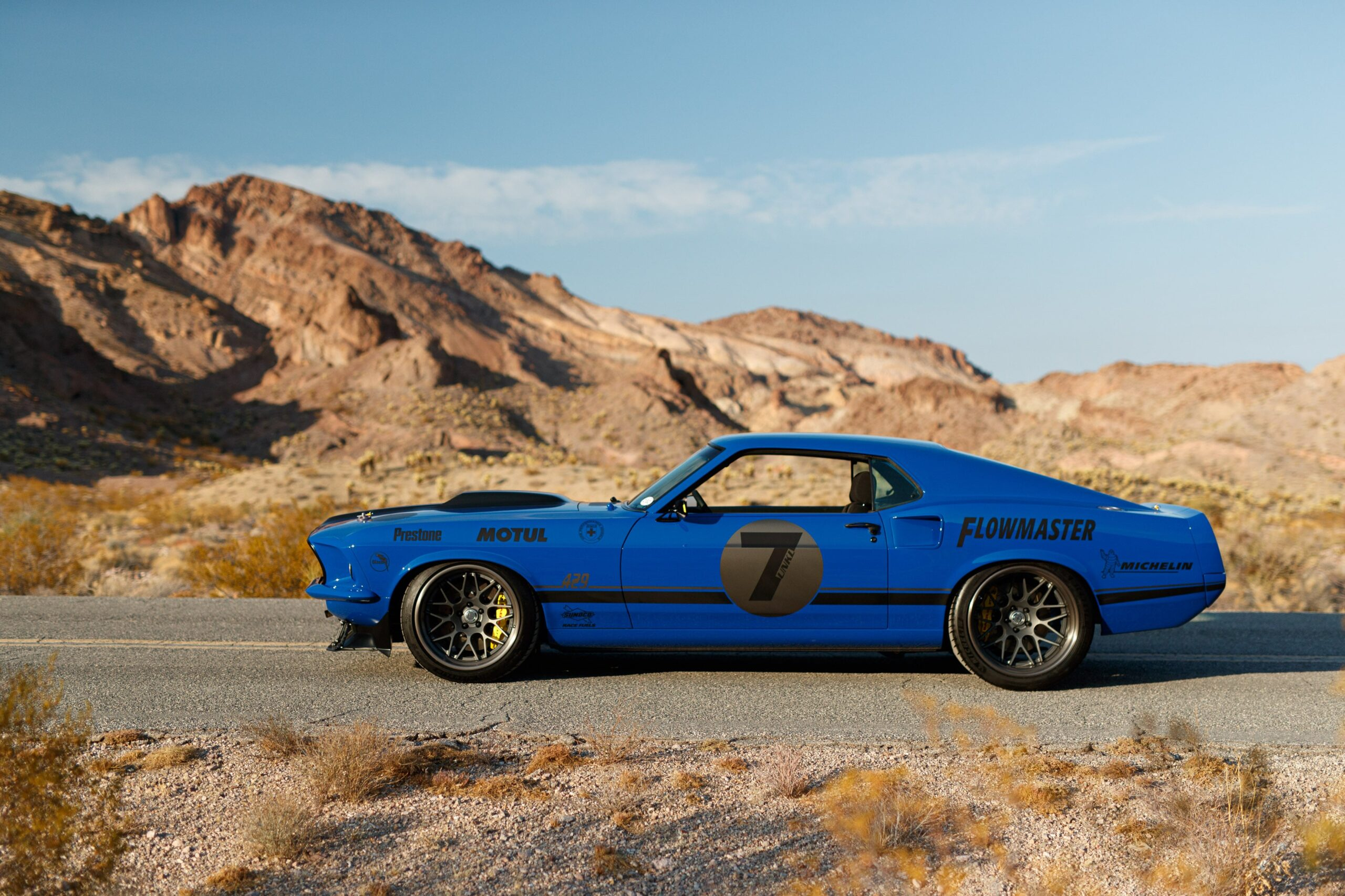 Ringbrothers UNKL - 1969 Ford Mustang Mach 1