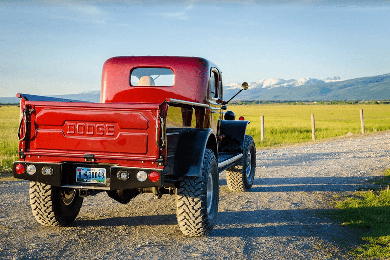 Legacy Classic Trucks 1949 Dodge Power Wagon