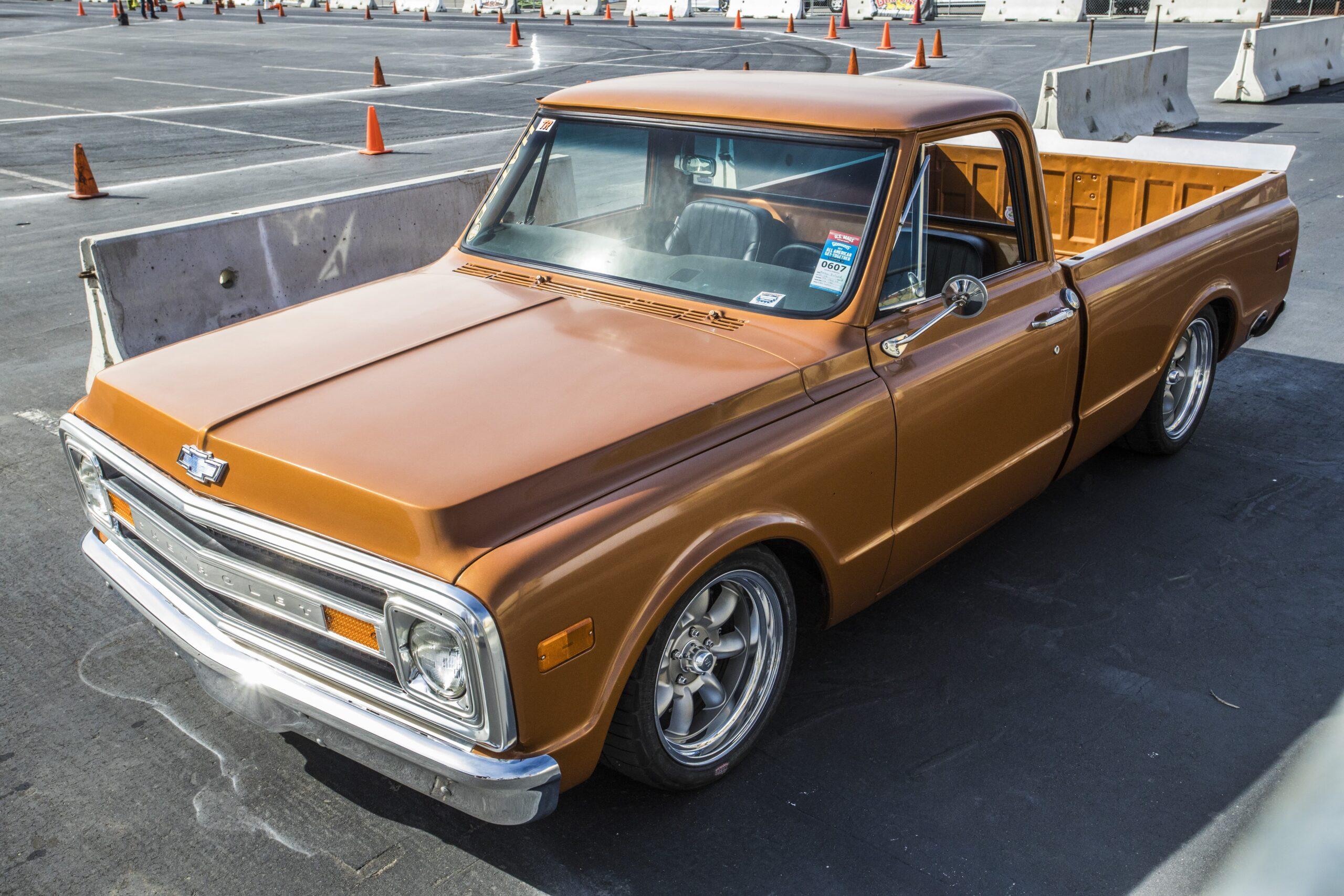 Matthew Mielczarek - San Jose, CA -1970 Chevy c10