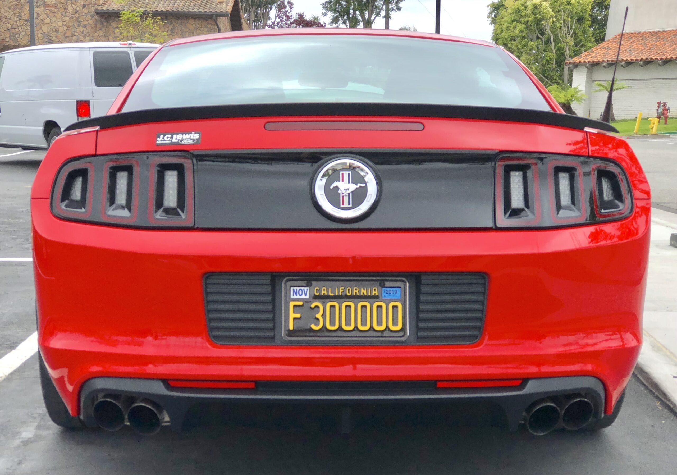 Michael Palmer - Los Angeles, CA - 2013 Mustang Boss 302