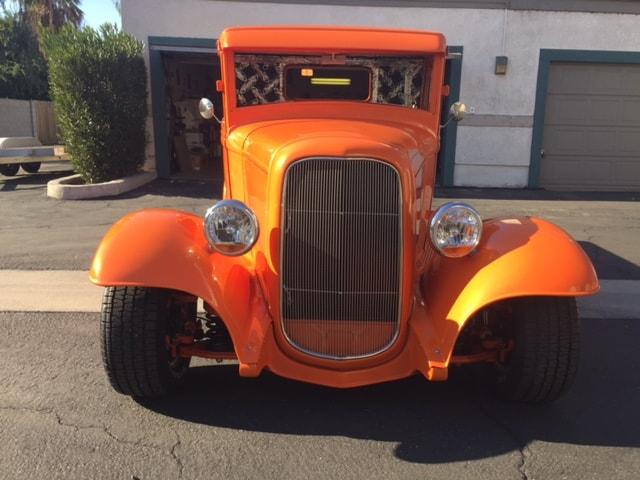 RD TurnerBakersfield, CA1933 Ford Pickup