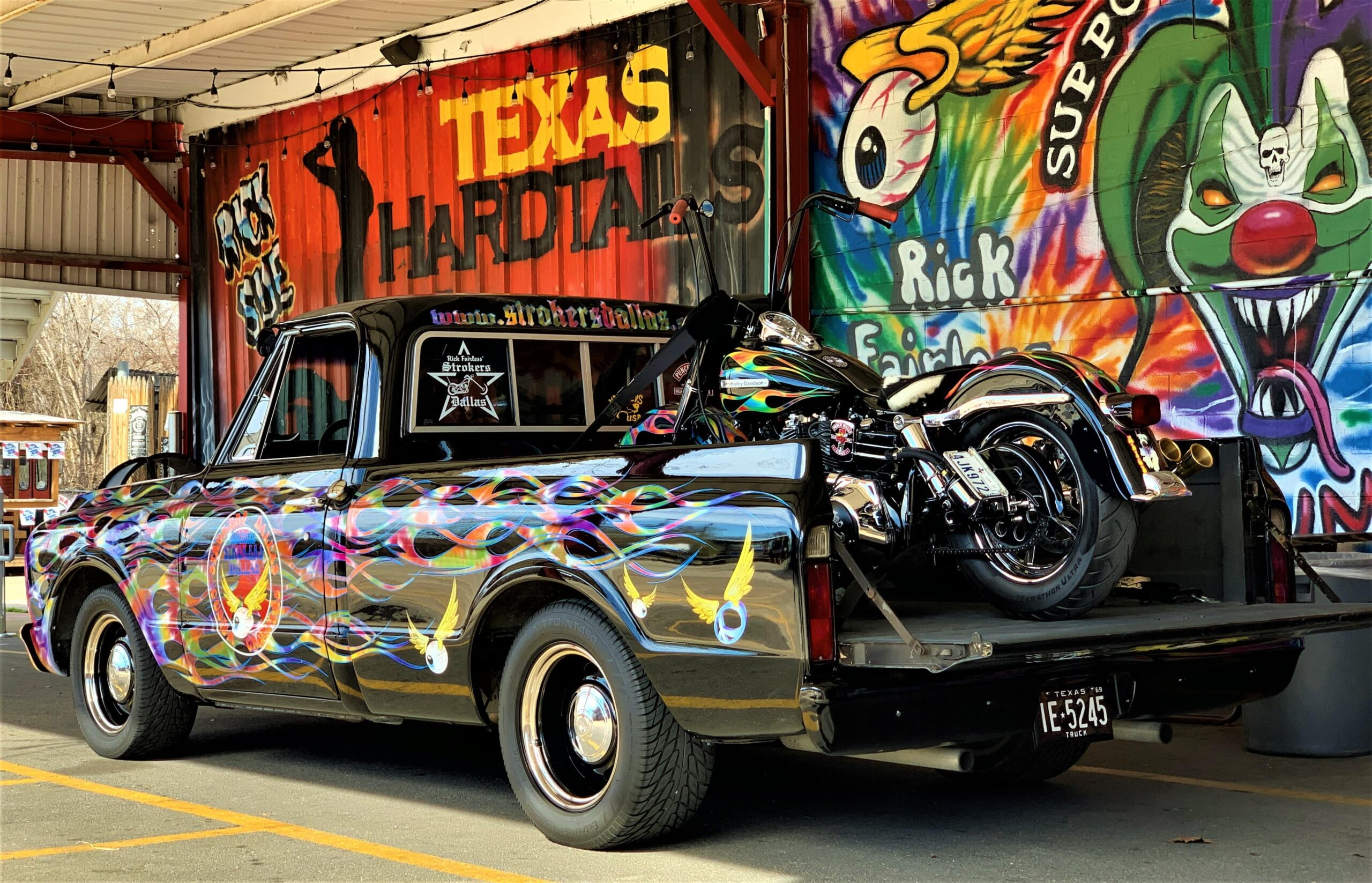 Rick Fairless - Dallas, TX - 1969 Chevrolet C10 Pick-Up