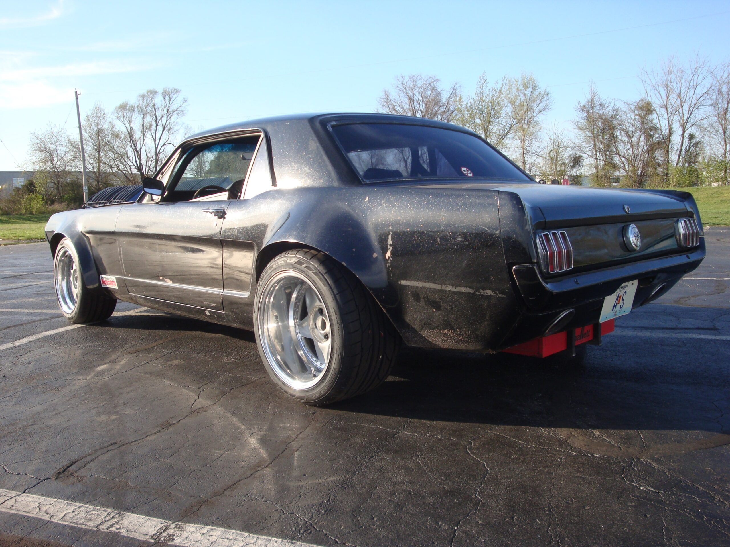 Rodger Grantham - Springfield, MO - 1966 Ford Mustang
