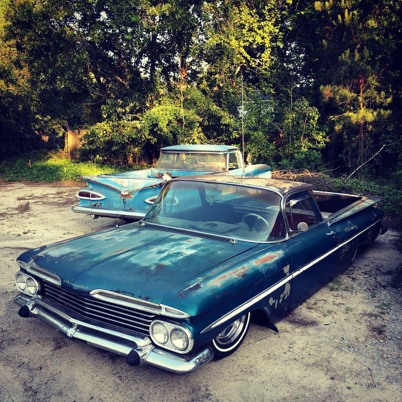 Shauna Brown - Lexington, SC - 1959 Chevrolet El Camino