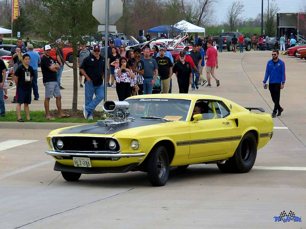 Tom Anziano - Houston, TX - 1969 Ford Mustang