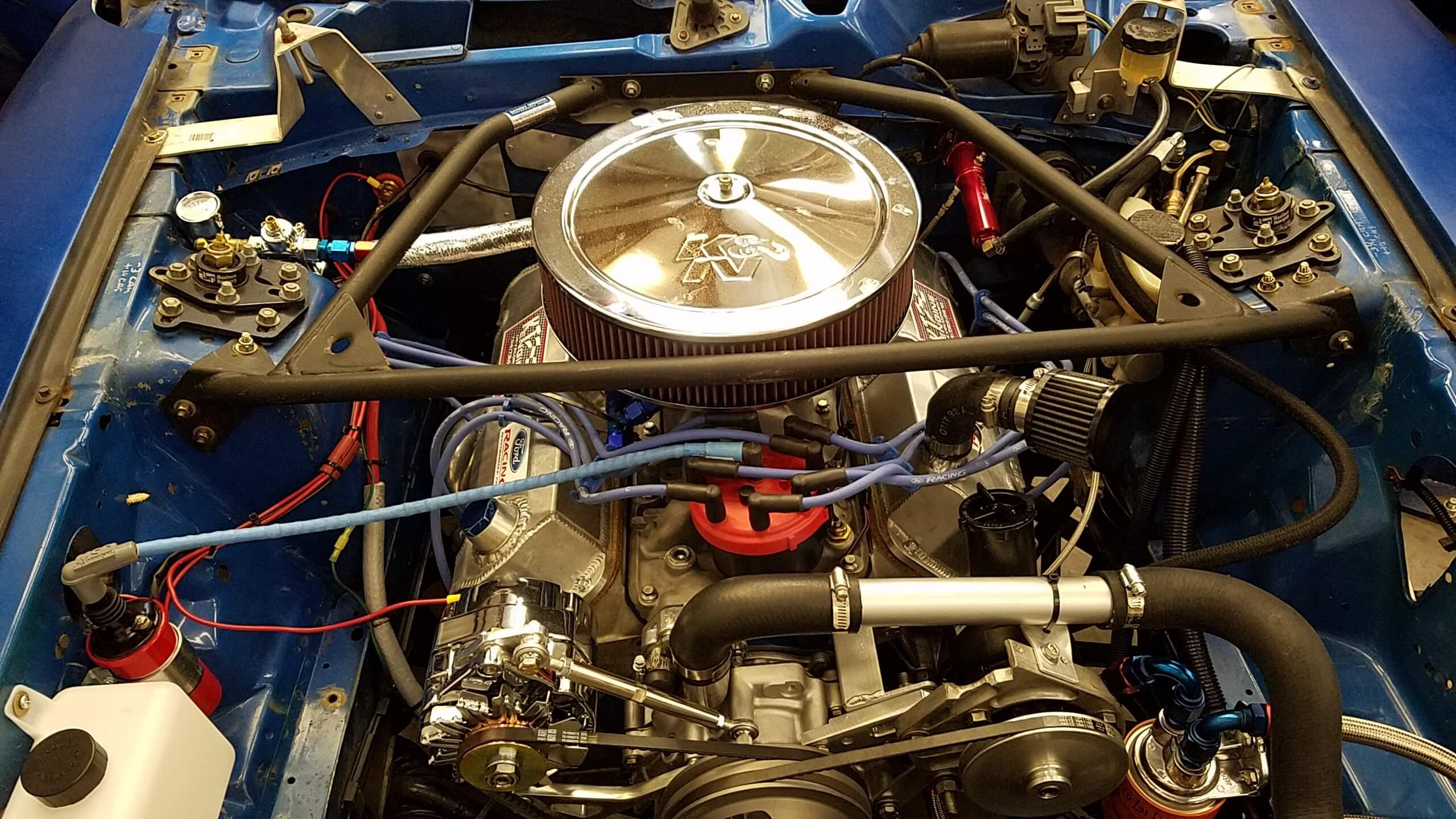Tom Hennig - Concord, NC - 1998 Ford Mustang Cobra