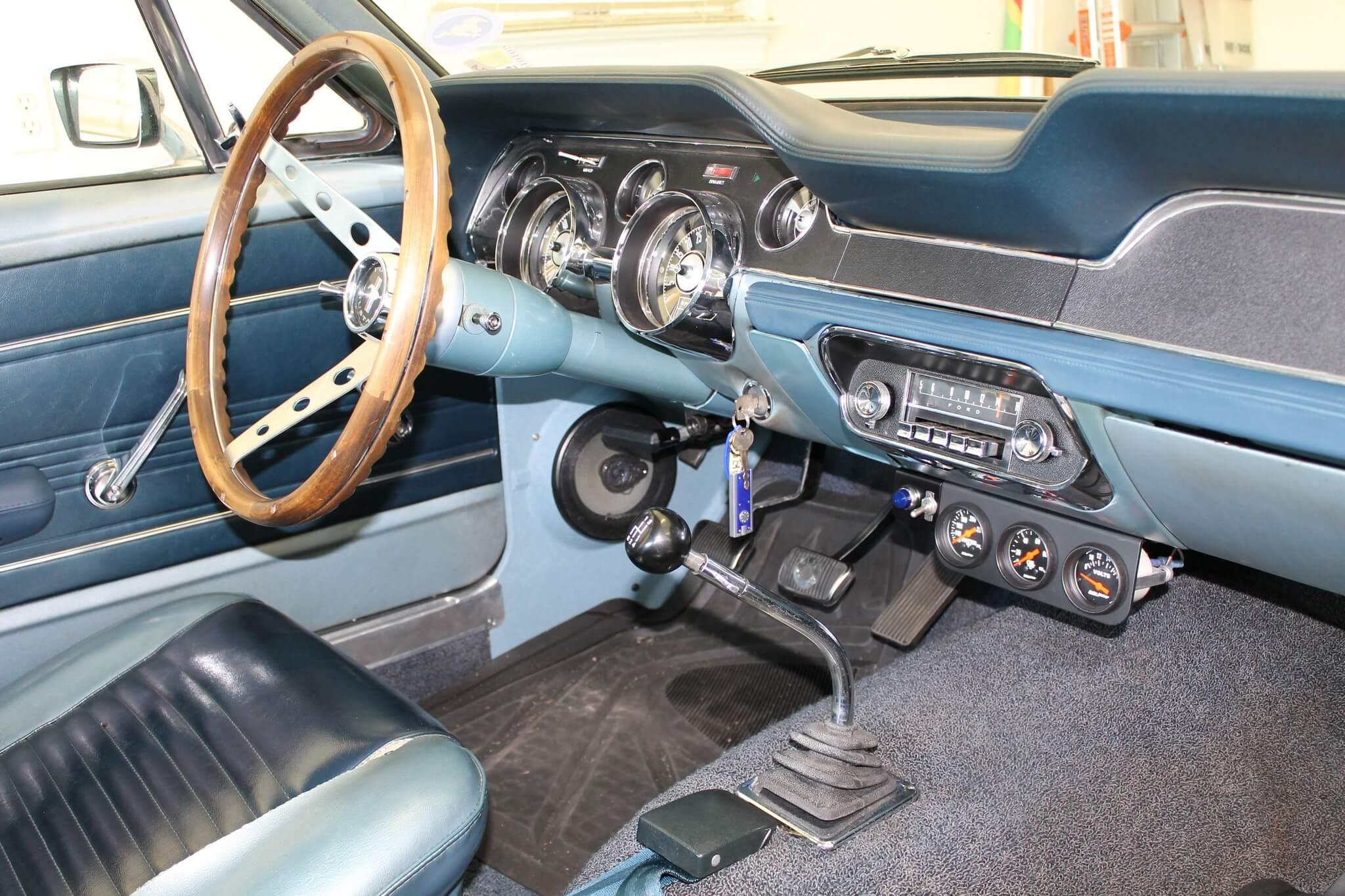 Tom Hennig - Concord, NC - 1967 Ford Mustang