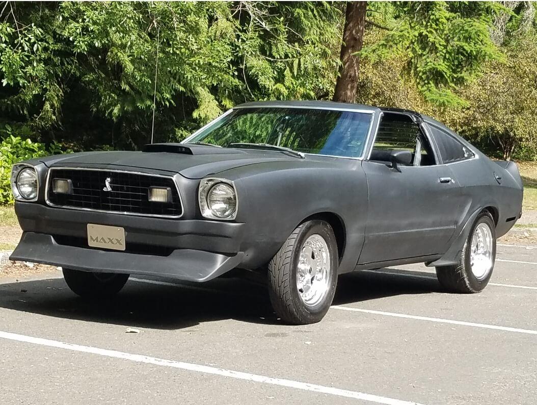 Tracey Johnson - Shoreline, WA - 1978 Mustang II Cobra II