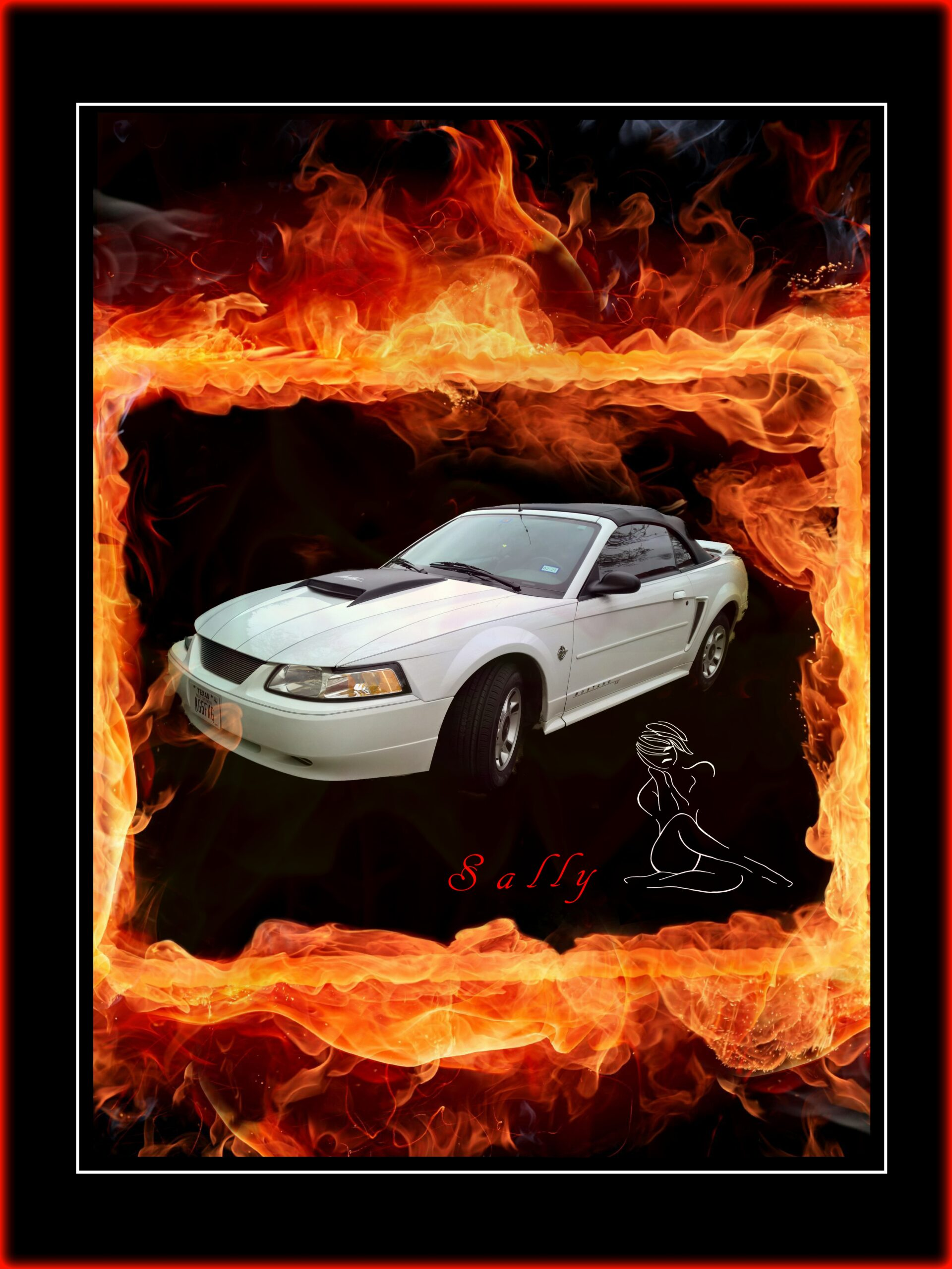 Vernon Crumrine - Mesquite, Texas - 1999 Ford Mustang