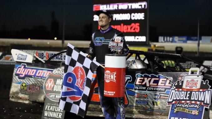 Ricky Thornton Jr. Races to Victory at Minnesota Showdown