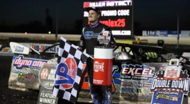 Ricky Thornton Jr. Races to Victory at Minnesota Showdown