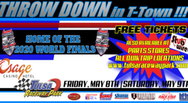 Throw Down in T-Town This Weekend