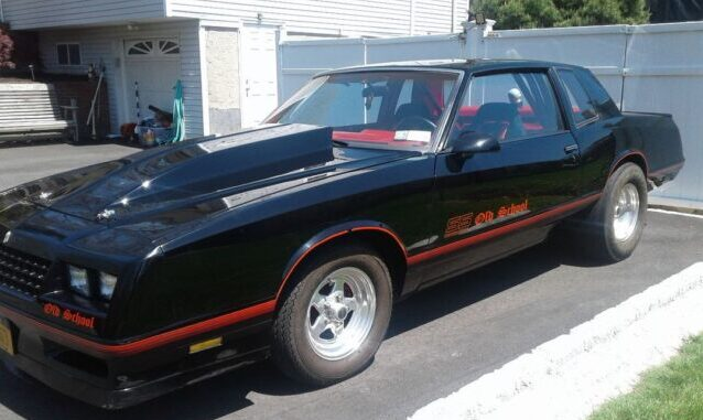 Today's Cool Car Find is this Big Block G-Body Body for $19,500