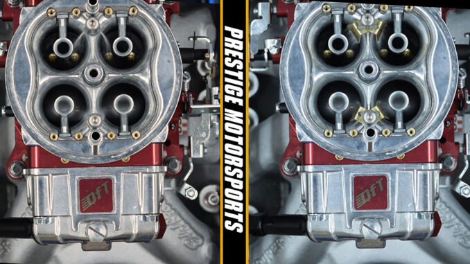 [Video] Powerblast Plate Test: Side-by-Side View