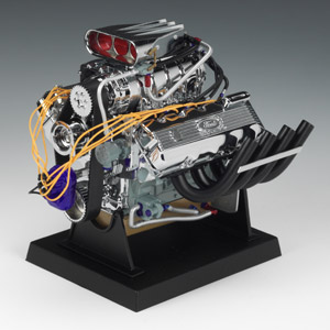 Ford Top Fuel Die-Cast Model