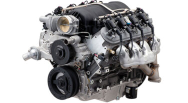 Chevrolet Releases 7.0L LS7 Crate Engine