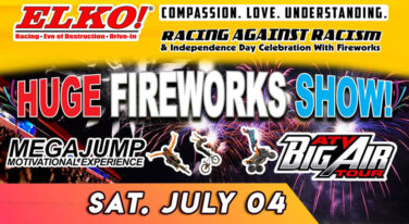"Elko Speedway to Host ""Racing Against Racism"" July 4"