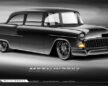 [Video] MetalWorks Classics' ProTouring 1955 Chevy Build: Part 5