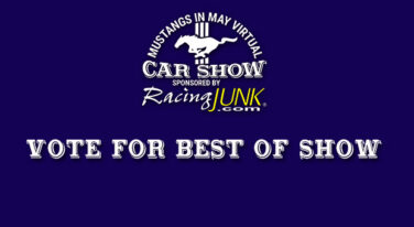 Vote for Mustangs in May Best of Show
