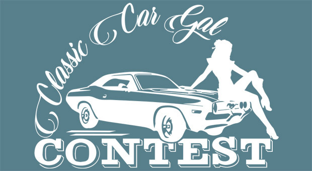 Classic Car Gals Online Contest