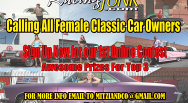 [Gallery] Classic Car Gals Online Contest Voting Round 1
