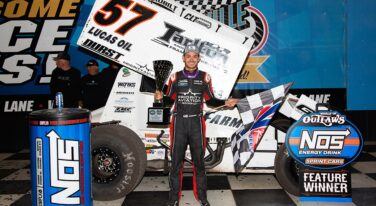 Kyle Larson Finds Renewed Victory During Knoxville Raceway Doubleheader