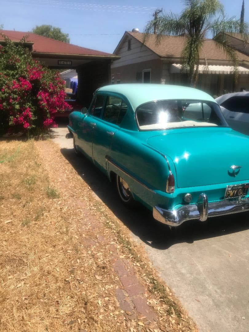Atomic Ang – 1953 Plymouth – CA