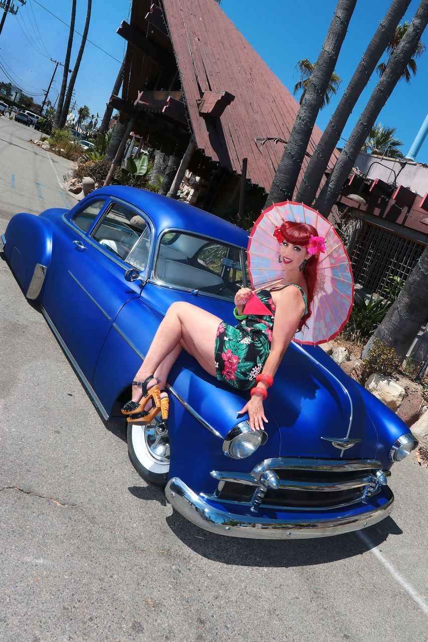 Cherry Girl – 1950 Chevrolet Styleline Sports Coupe – Huntington Beach, CA