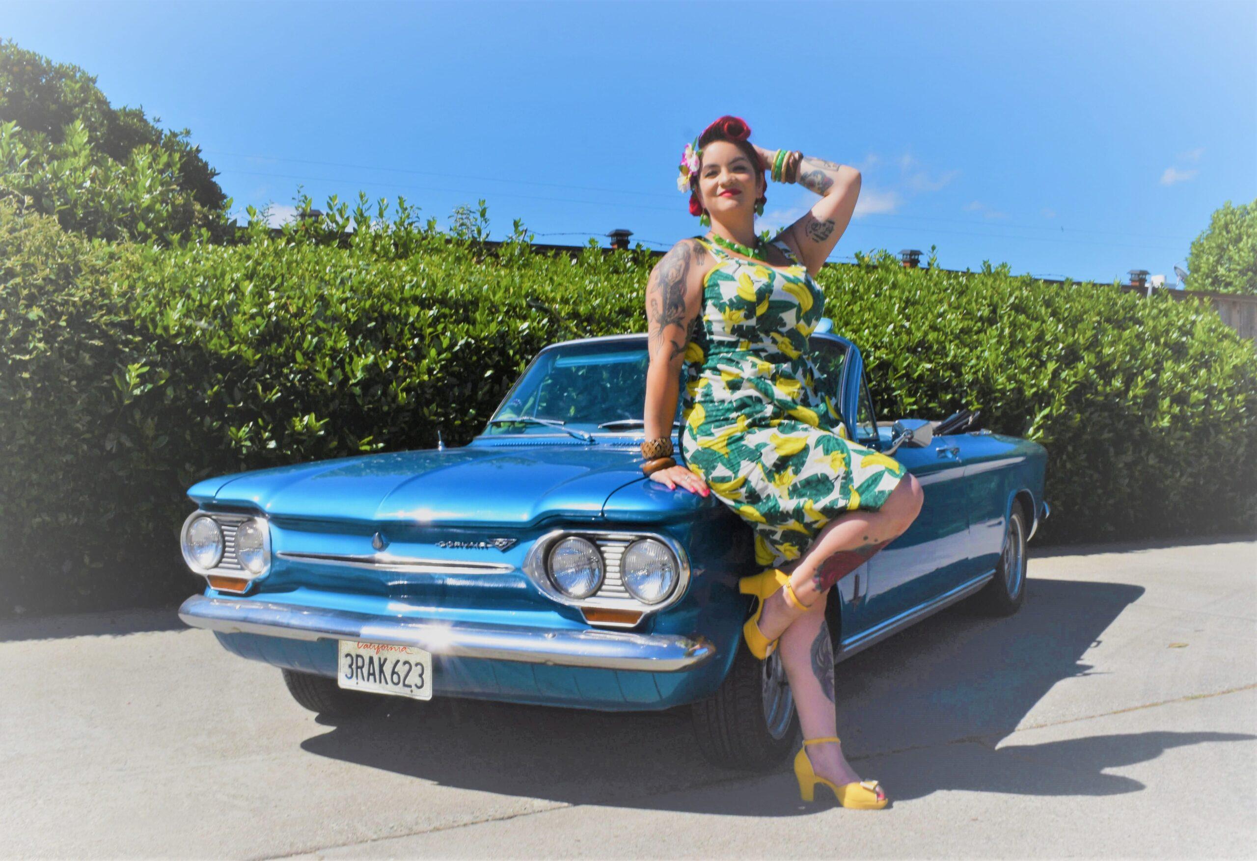 Claudirox - 1963 Chevrolet Corvair - Watsonville, CA